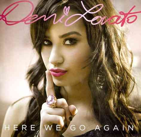 HERE WE GO AGAIN BY LOVATO,DEMI (CD)